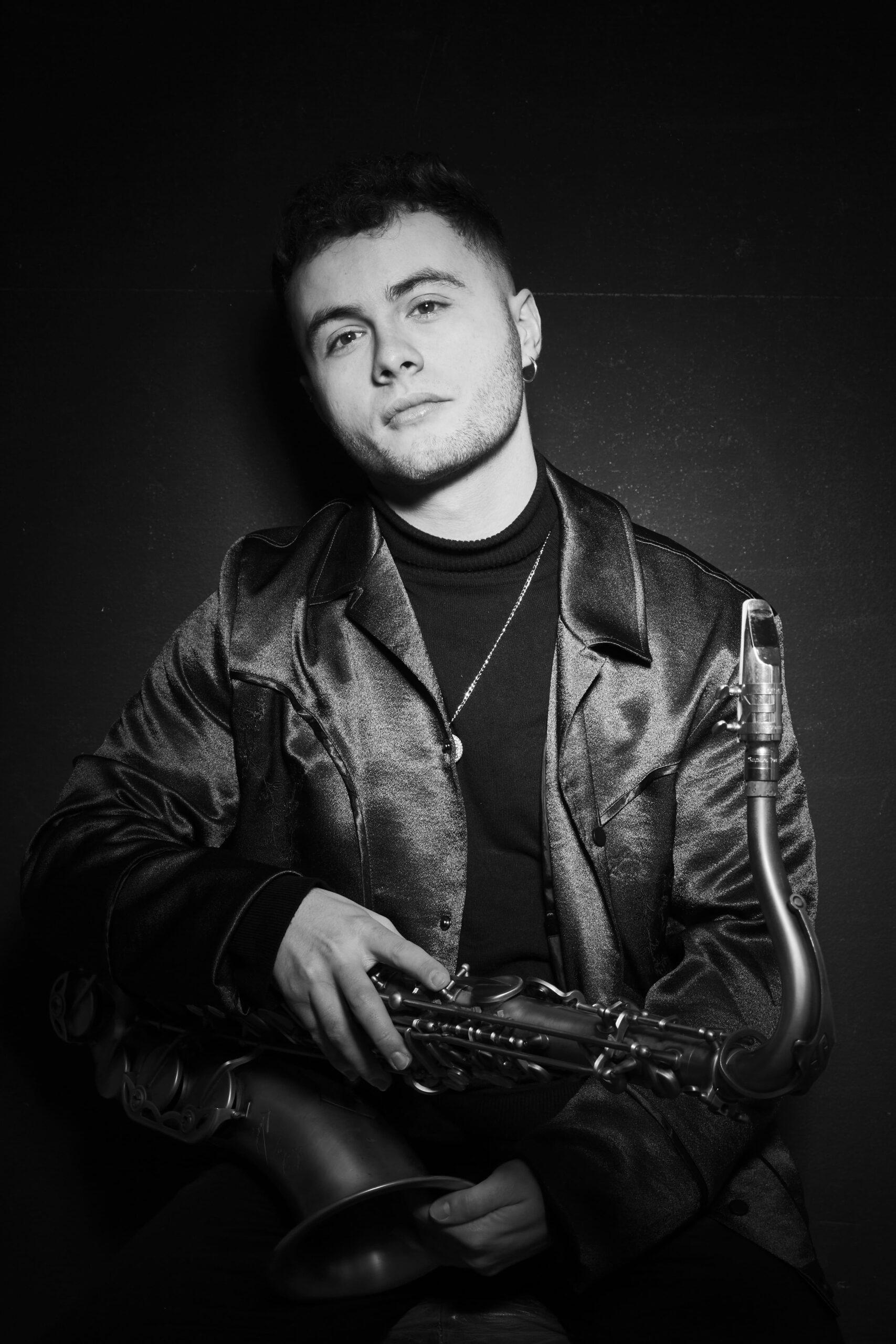 Julen Garcia Saxofón Hip Hop Rap